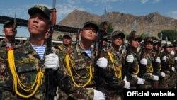 Пограничники Кыргызстана. Ош