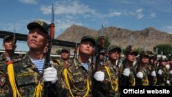 Пограничная служба Кыргызстана