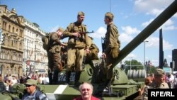 Советские танки в Праге - теперь только в музее