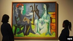 Pablo Picasso və İspan Modernliyi sərgisi