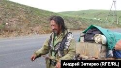 Саха бақсысы Александр Габышев.