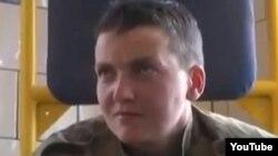 Надежда Савченко, украинская военная лётчица