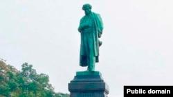 პუშკინის ძეგლი მოსკოვში