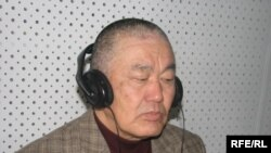 Кыргыз эл акыны Анатай Өмүрканов