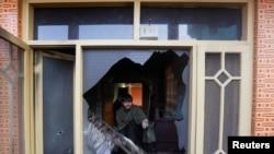 طالبان مسئولیت این حمله را بر دوش گرفتهاند.