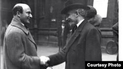 Impreună cu Arturo Toscanini