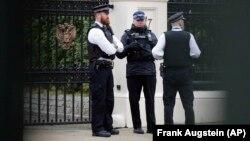 Policia britanike, foto nga arkivi.