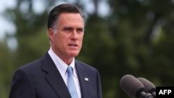 Републиканскиот претседателски кандидат Мит Ромни.