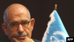 Muhammad el-Baradei says Iran has a chance to 'build trust'