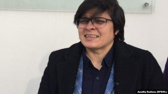 Deputatlığa namizəd Rabiyyə Məmmədova, arxiv foto
