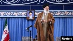 Аятолла Али Хаменеи