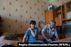 Рафаил Шайхутдинов и Фарида Бикмуллина