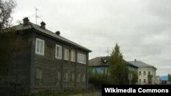 Кунта-Хьаьжа латтийна Устюжна-гIала тахана.