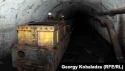 Kömür şaxtası