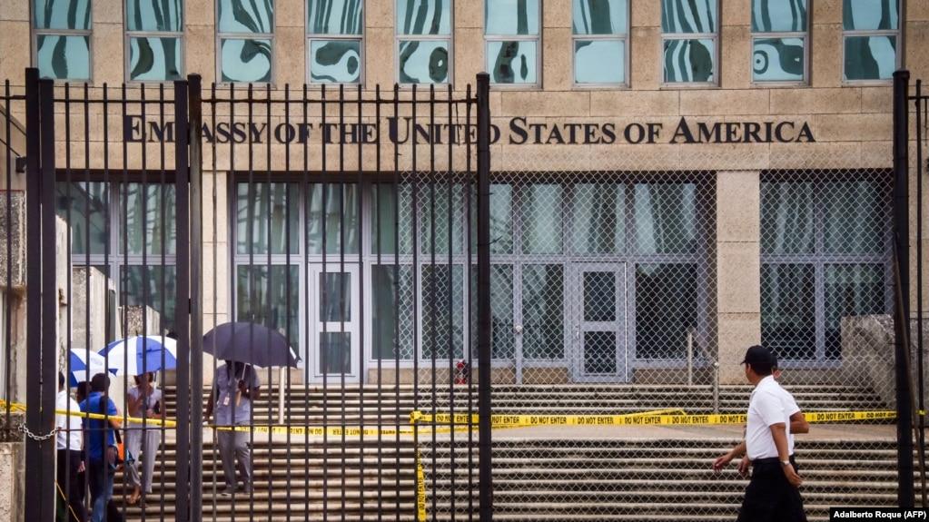 Посольство США уведомило Кубу оновом подозрительном случае, вызвавшем нездоровье усотрудника