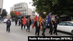Протест во Куманово.