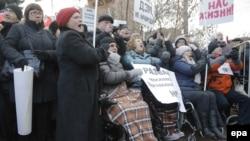 Московский митинг врачей 2 ноября