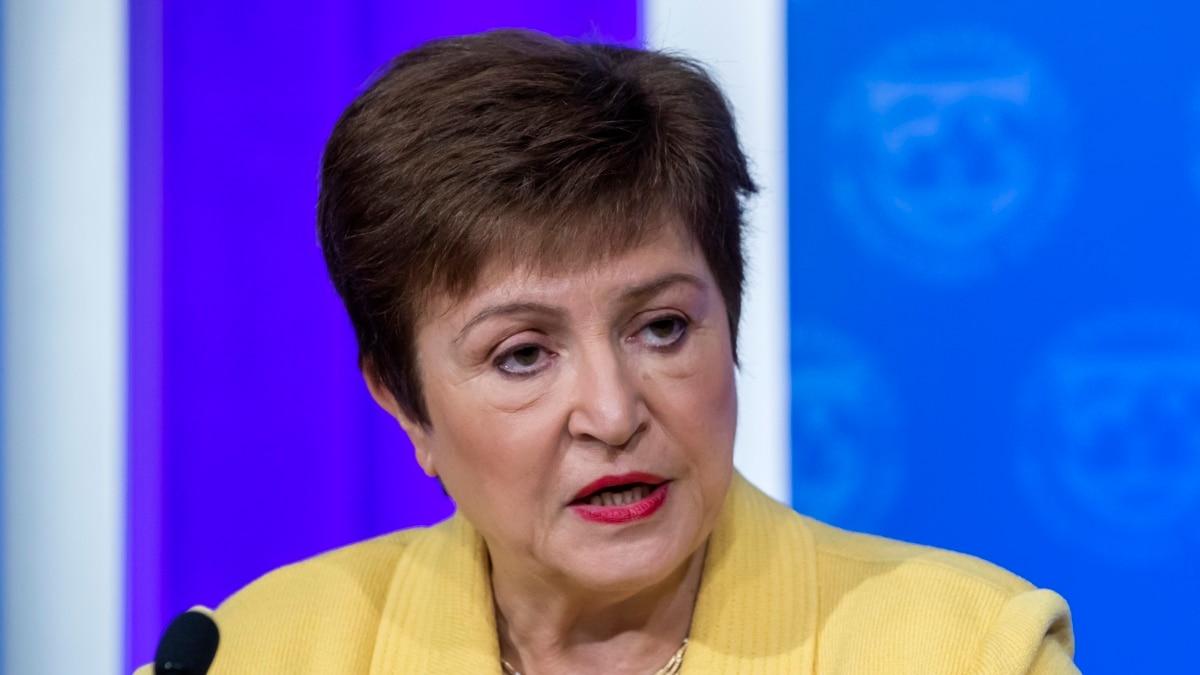 Директор МВФ поговорила с Зеленским о поддержке Украины во времена эпидемии