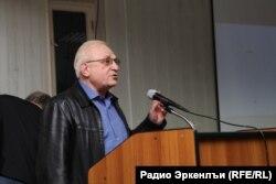 Тимур Айтберов, тарихчи