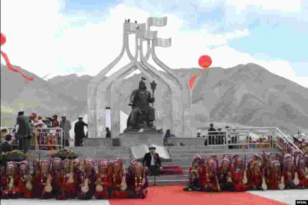Хан-Манас в Китае #10