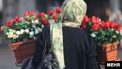 Магазин Ирины Гассиевой в Цхинвале знают все любители цветов и заядлые огородники: несколько лет назад она одной из первых в городе решила заняться цветочным бизнесом