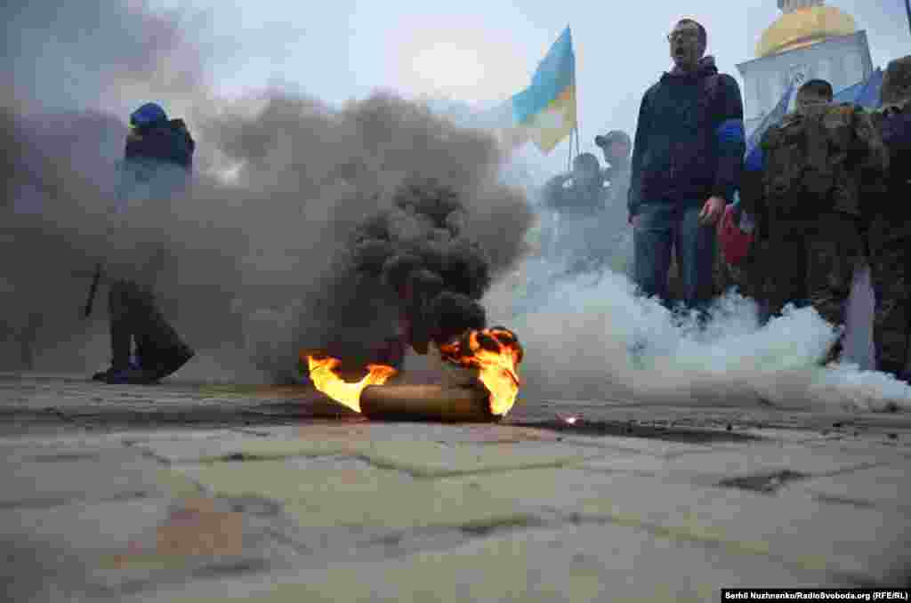 Марш Всеукраїнського об'єднання «Свобода»