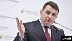 Директор Національного антикорупційного бюро України Артем Ситник