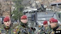 Trupat belge të KFOR-it