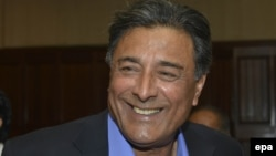 Punjab Home Minister Shuja Khanzada had been meeting with dozens of local residents when he was killed in a bomb attack.