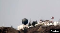 Vojni radar u Južnoj Koreji