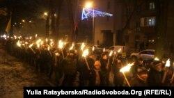 Cмолоскиповий марш у Дніпрі