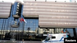Ժամանակակից արվեստի թանգարանը Անկարայում, որտեղ սպանվել է Անդրեյ Կարլովը: