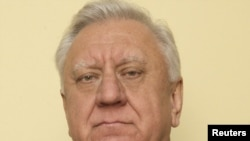 Belarus -- Mikhail Myasnikovich poses for a picture in this undated photo