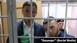 Фаиль Алсынов и Ильмир Мухаметьяров
