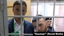 Фаиль Алсынов и Эльмир Мухаметьянов