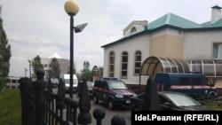 Здание Следственного комитета в Чебоксарах