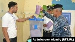 إقتراع لقوى الأمن في البصرة