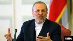 منوچهر متکی، وزير امور خارجه پيشين ایران.