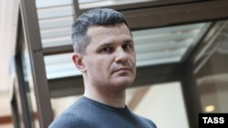 Владелец аэропорта Домодедово Дмитрий Каменщик