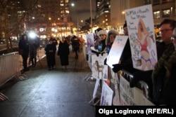 Proteste împotriva lui Gergiev și a Anei Netrebko la New York