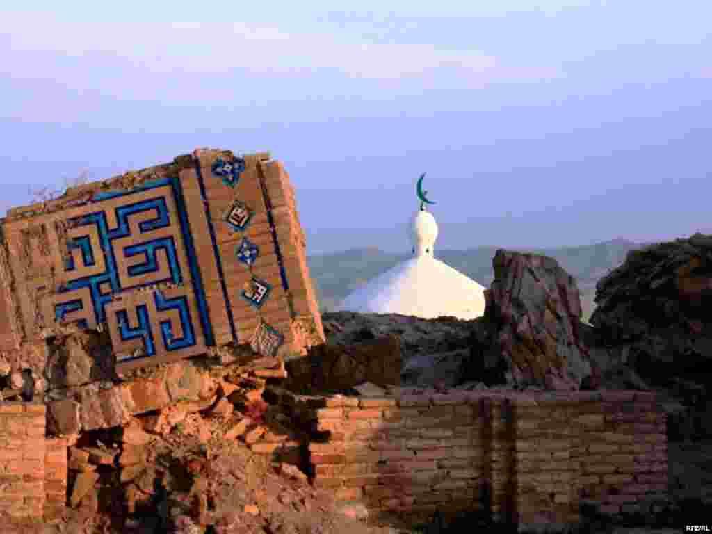 Türkmenistanyň çar tarapyndan #2
