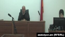 Դրվագ Տավուշի մարզի ընդհանուր իրավասության դատարանի նիստից: