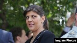 Laura Codruța Kovesi, fost procuror șef al Direcției Naționale Anticorupție