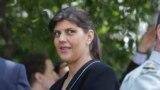 Și abia plecă ...Laura Codruța Kovesi. Ce mai freamăt, ce mai zbucium...