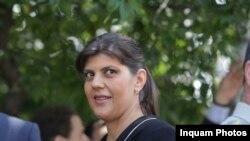 Laura codruta Kovesi, fost procuror sef DNA, pe ultima suta de metri pentru a ajunge la conducerea Parchetului European