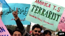 The deaths of two Pakistani men by a U.S. consular worker in Lahore a week ago has sparked anti-American protests.