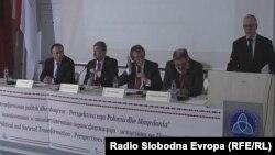 Конференција за цивилно општество во Тетово.