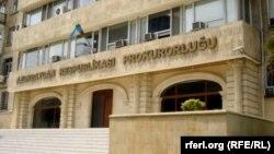 Bakı Baş prokurorluöun binası