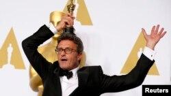 """Pawel Pawlikowski 2015-ci ildə """"İda"""" filminə görə Oscar qazanıb"""