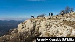 Гора Бойка в Крыму, иллюстрационное архивное фото